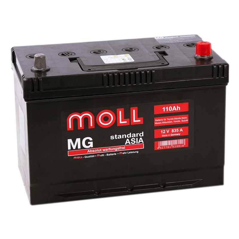 MOLL MG D31L 110Ah 835A