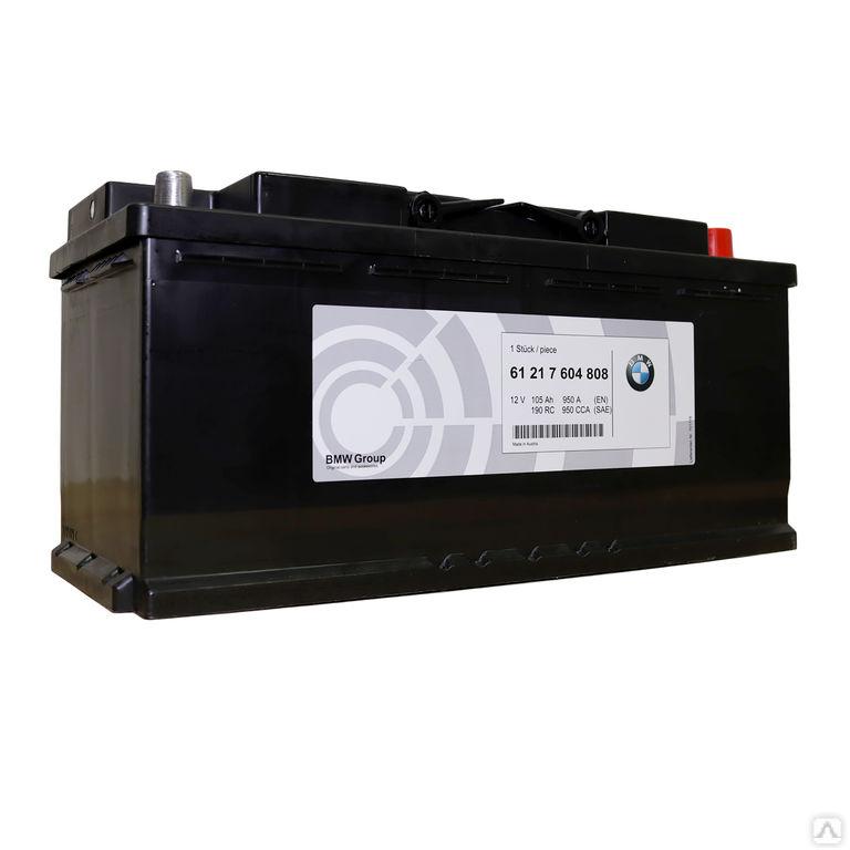 BMW 105Ah 950A R+, AGM