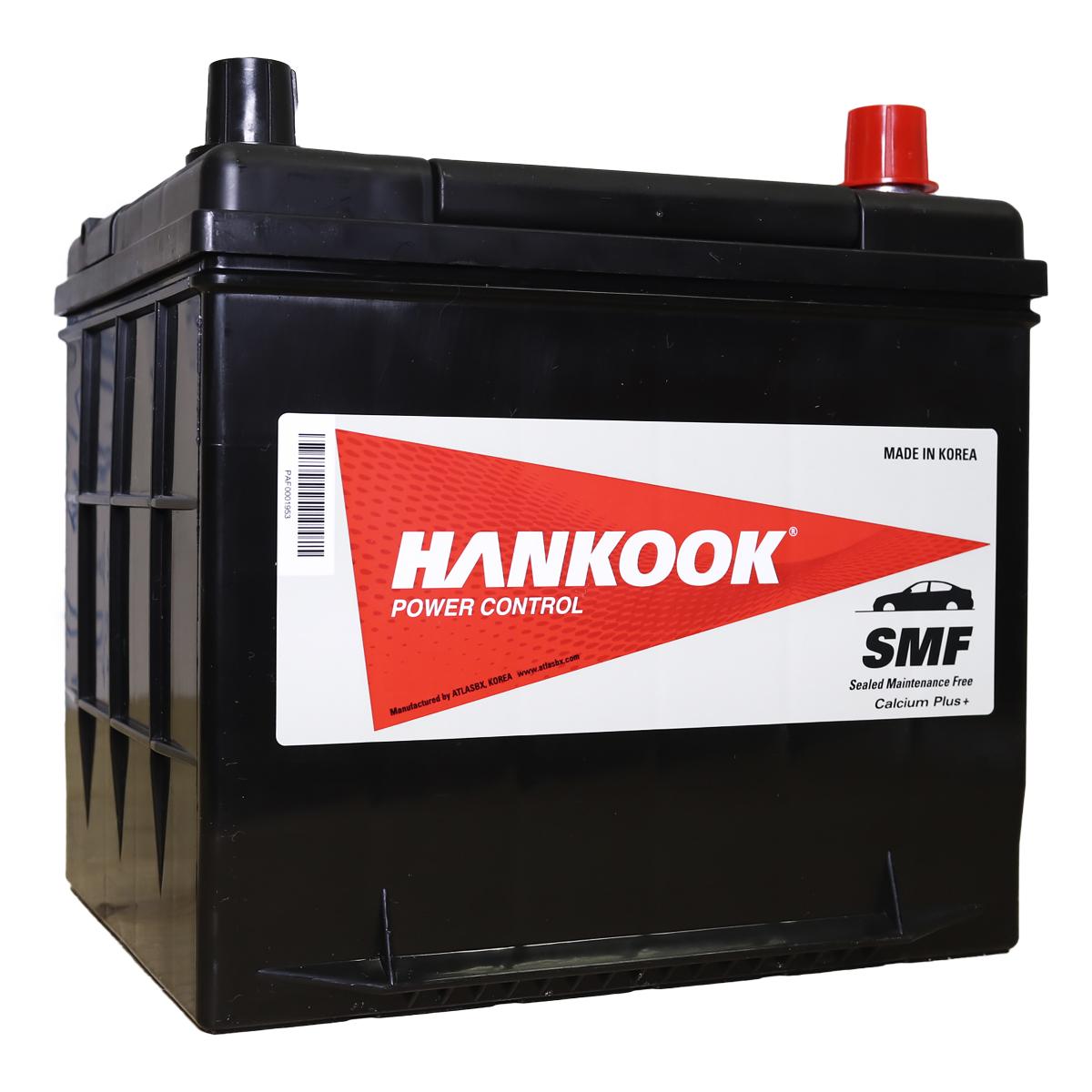 HANKOOK 26R-550 60Ah 550A R+