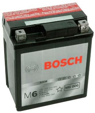 BOSCH M6 006 (YTX7L-4, YTX7L-BS)
