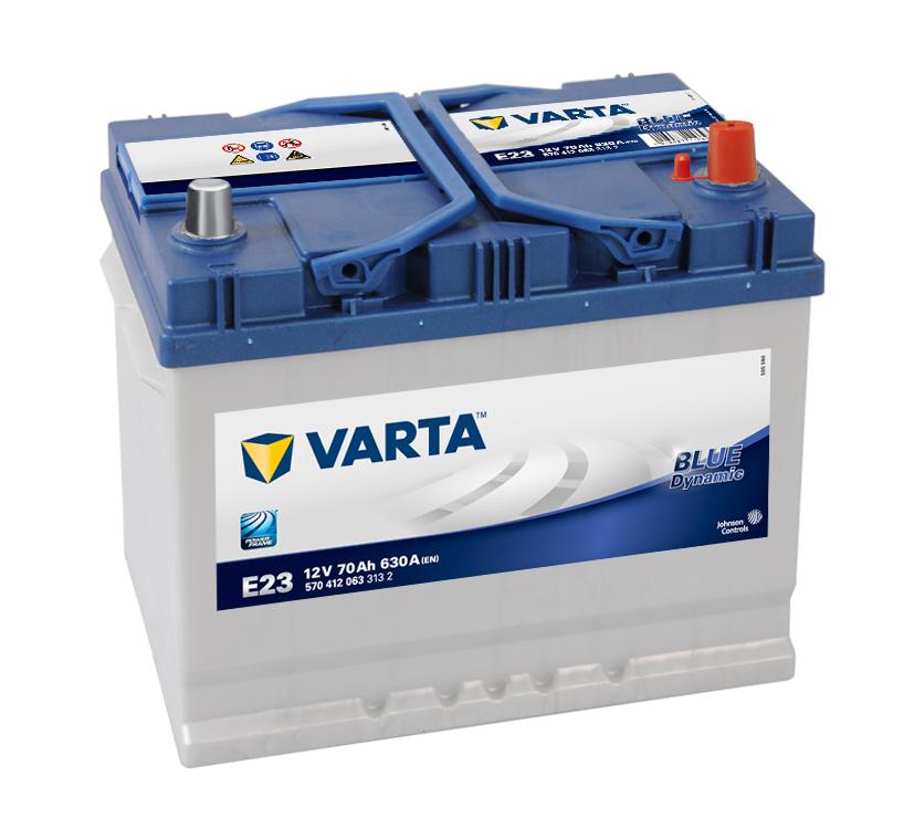 Varta Blue Dynamic E23 6СТ-70