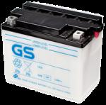Yuasa GS CB16L-A (YB16L-A)  h, 240A,  176x101x157