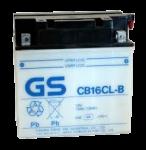 Yuasa GS CB16L-B (YB16L-B)  h, 240A,  176x101x157