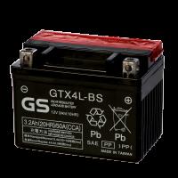 Yuasa GS GTX4L-BS (YTX4L-BS)
