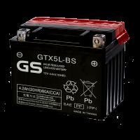 Yuasa GS GTX5L-BS (YTX5L-BS)