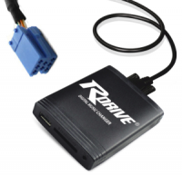 Hi-Fi MP3 адаптер RDrive (SMART / FIAT / LANCIA)