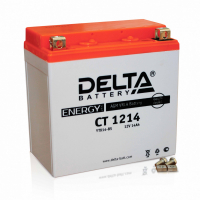 DELTA CT1214 (YTX14-BS, YTX14H-BS )