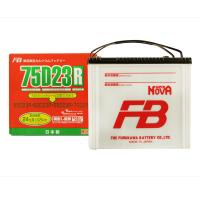 аккумулятор автомобильный FB SUPER NOVA FB 75D23R