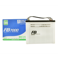 аккумулятор автомобильный FB7000 90D26R 73 Ач 700 А