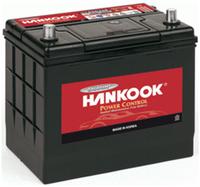 аккумулятор автомобильный HANKOOK 6СТ-68 L+ (85D23R)
