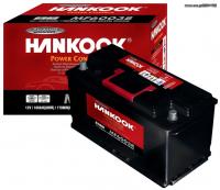 аккумулятор автомобильный HANKOOK 6СТ-100 R+ (60038)