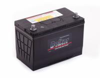 аккумулятор автомобильный DELKOR 6СТ-100 L+ 115D31R