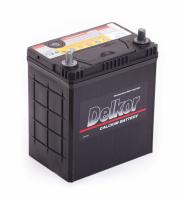 аккумулятор автомобильный DELKOR 6СТ-40 L+ 46B19R