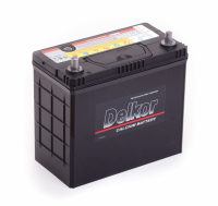 аккумулятор для автомобиля DELKOR 6СТ-55 70B24R