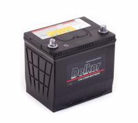 аккумулятор автомобильный DELKOR 6СТ-70 R+ 90D23L