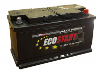 Ecostart 6CT-100 R+ 100 А/ч 800 А