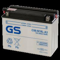 GS Yuasa C50-N18L-A3