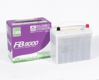 аккумулятор автомобильный FB9000 70B24L 55 Ач 520 А
