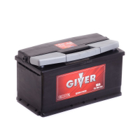 GIVER 6CT-90 R+ 90 А/ч 690 А