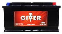 аккумулятор автомобильный GIVER 6CT-100 R+ 100 Ач 800 А