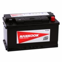аккумулятор автомобильный HANKOOK 6СТ-72 R+ (57113)