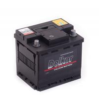 аккумулятор для автомобиля DELKOR 6СТ-55 R+ 55566