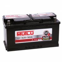 автомобильный аккумулятор MUTLU AGM START-STOP 95Ah 900A