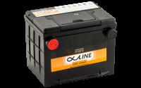 аккумулятор автомобильный ALPHALINE 75-650 80Ah 650A