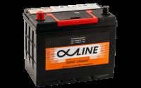 аккумулятор автомобильный ALPHALINE 95D26R 80Ah 700A