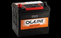 аккумулятор автомобильный ALPHALINE 85D23R 70Ah 620A