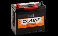 аккумулятор автомобильный ALPHALINE 65B24R 52Ah 480A