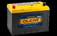 аккумулятор автомобильный ALPHALINE ULTRA 135D31R 105Ah 900A