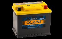 аккумулятор автомобильный ALPHALINE ULTRA 68R 68Ah 680A