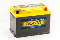 аккумулятор автомобильный ALPHALINE ULTRA 78R 78Ah