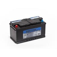 аккумулятор автомобильный VEKTOR PLUS 6СТ-100 100 Ач 780 А