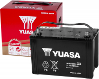аккумулятор автомобильный YUASA 115D31L 90 Ач 810 А