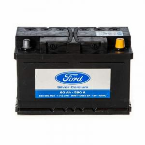Аккумулятор FORD 60Ah