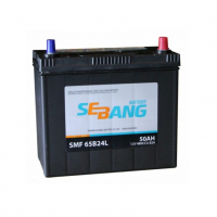 Аккумулятор SEBANG 50 А/ч SMF 65B24LS ОБР EN480