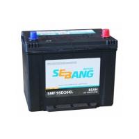 Аккумулятор SEBANG 85 А/ч SMF 95D26KL ОБР  EN700