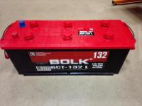Аккумулятор BOLK 132 А/ч R+ EN870