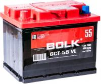 Аккумулятор BOLK 55 А/ч  EN450
