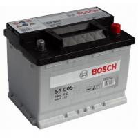 Аккумулятор BOSCH 56 А/ч S30 05 ОБР EN480