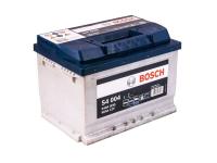 Аккумулятор BOSCH 60 А/ч S40 04 ОБР  EN540 низк