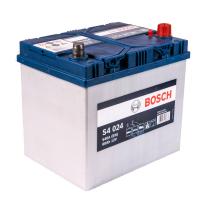 Аккумулятор BOSCH 60 А/ч S40 24 ОБР EN540