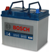 Аккумулятор BOSCH 60 А/ч S40 25 EN540 выс