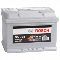 Аккумулятор BOSCH 61 А/ч S50 04 ОБР EN600