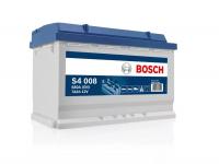 Аккумулятор BOSCH 74 А/ч S40 08 ОБР  EN680