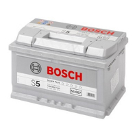 Аккумулятор BOSCH 74 А/ч S50 07 ОБР  EN750 низк