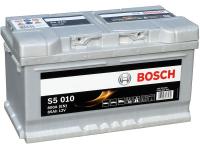 Аккумулятор BOSCH 85 А/ч S50 10 ОБР  EN800