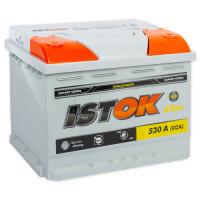 Аккумулятор ИСТОК 62 А/ч  EN530